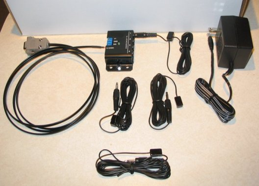 quad output ir distrbution kit