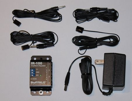 wideband ir repeater kit